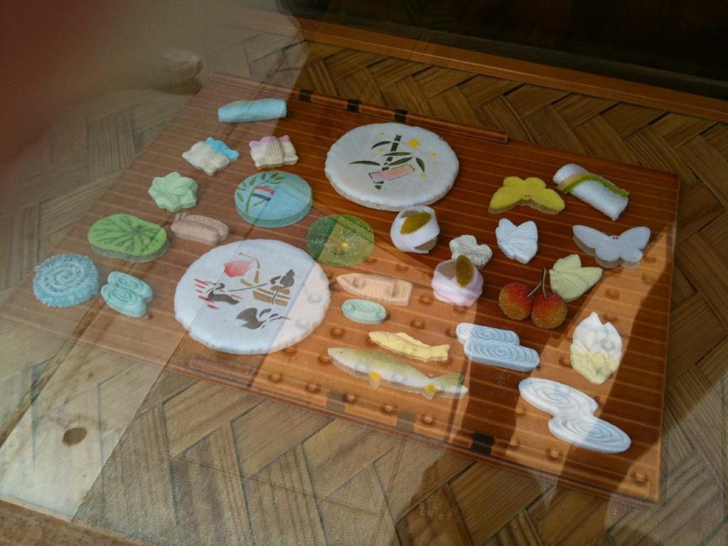 水天宮の和菓子屋さん